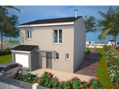 Modèle de maison Jade G 95 Elégance 3 chambres  : Photo 1