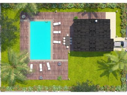 Modèle de maison Jade G 95 Elégance 3 chambres  : Photo 2