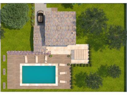Modèle de maison Jade G 95 Tradition 3 chambres  : Photo 2