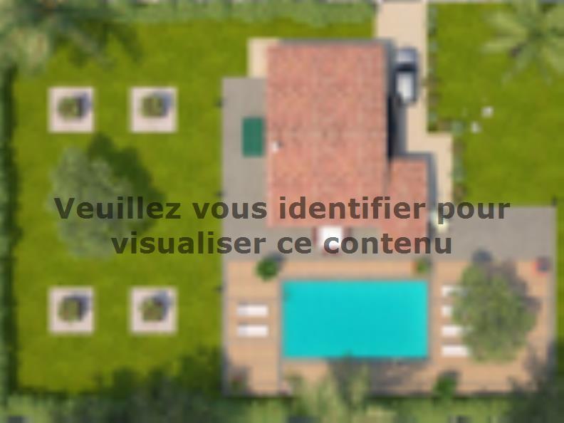 Modèle de maison Opale GA 73 F Elégance : Vignette 2