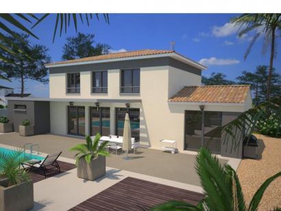 Modèle de maison Saphir 140 Elégance  : Photo 1