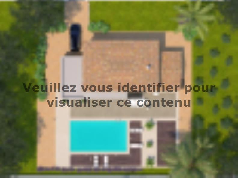 Modèle de maison Saphir 140 Elégance : Vignette 2