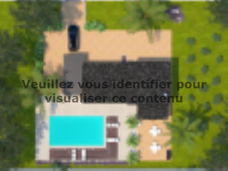 Modèle de maison Tourmaline 90 Elégance : Vignette 2