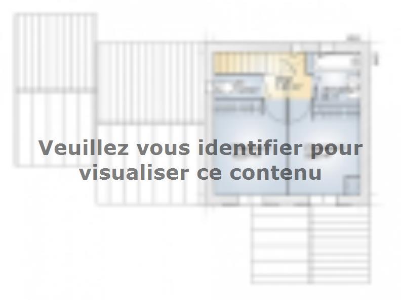 Plan de maison Tourmaline 90 Tradition : Vignette 2