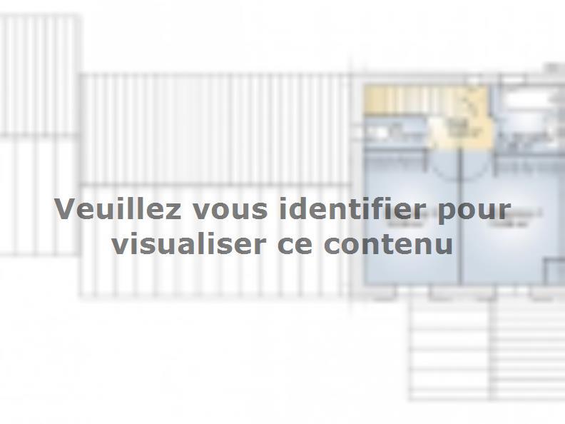 Plan de maison Tourmaline 110 Elégance : Vignette 2