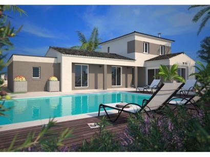 Modèle de maison Tourmaline 110 Elégance 4 chambres  : Photo 1