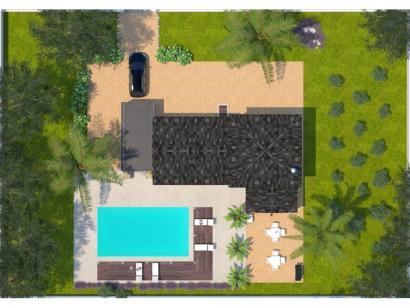 Modèle de maison Tourmaline 110 Elégance 4 chambres  : Photo 2