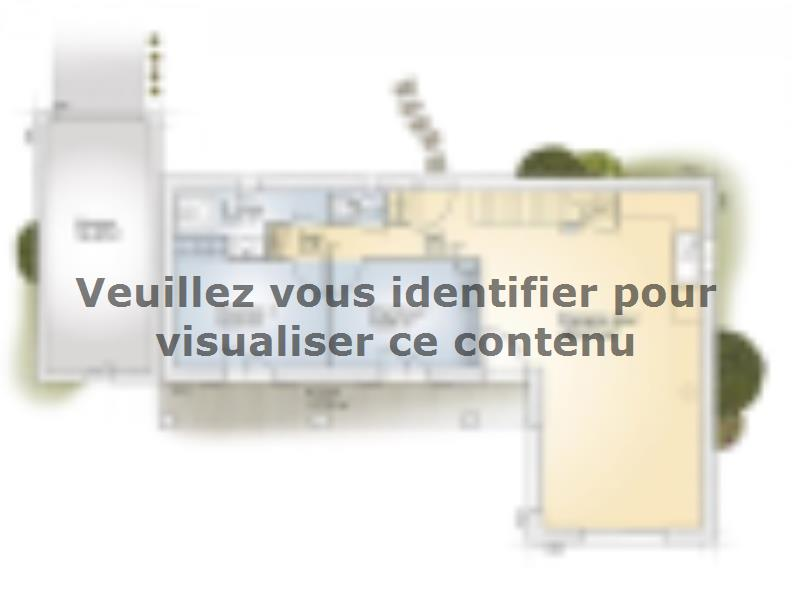 Plan de maison Tourmaline 110 Tradition : Vignette 1