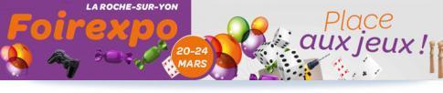 LMP LA ROCHE FOIRE EXPO