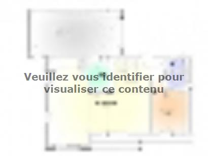 Plan de maison Maison Tendance - Trendy1  : Photo 1