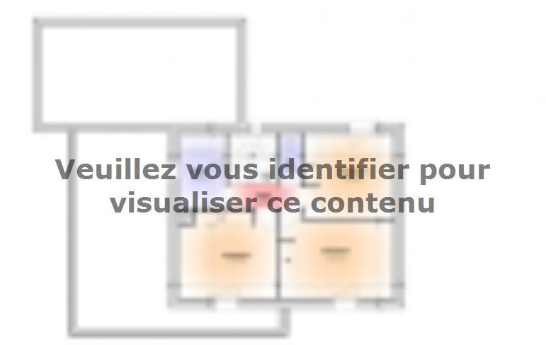 Plan de maison Maison Tendance - Trendy1 : Vignette 2