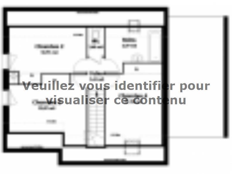 Plan de maison Maison Traditionnelle - Tradi1 : Vignette 2