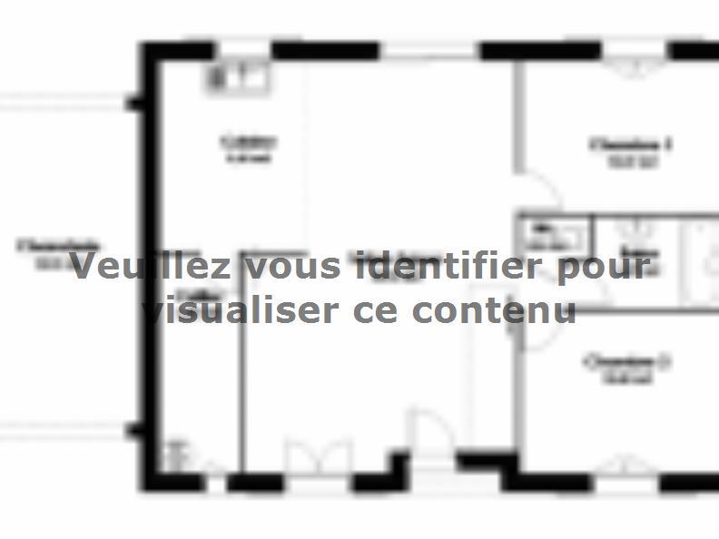 Modèle de maison Maison Traditionnelle - Tradi11 : Vignette 2