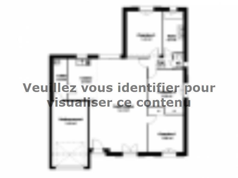 Modèle de maison Maison Traditionnelle - Tradi12 : Vignette 2