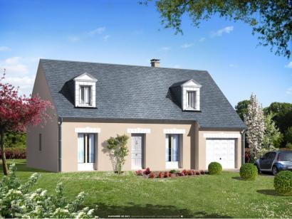 Modèle de maison Maison Traditionnelle - Tradi8 4 chambres  : Photo 1
