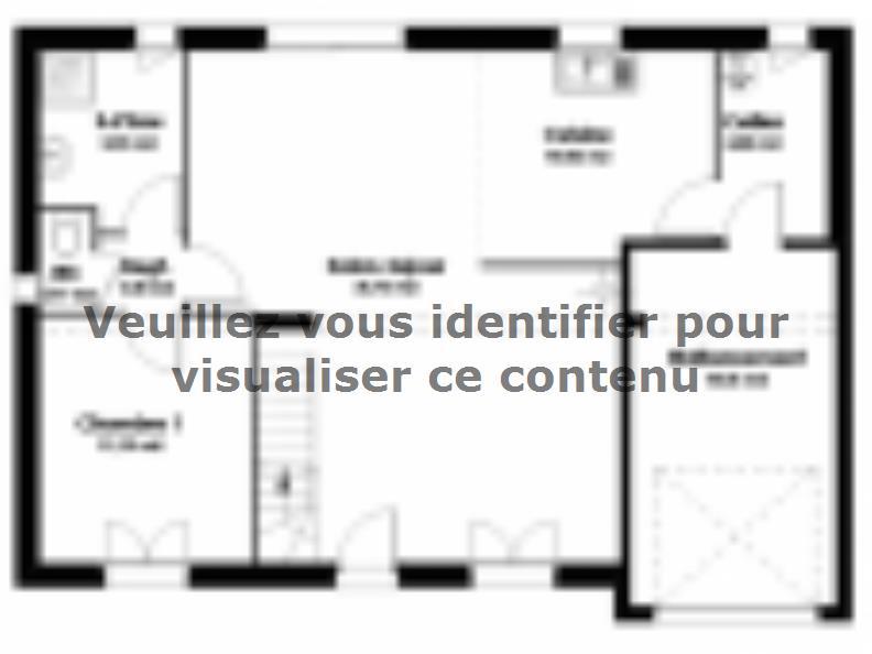 Modèle de maison Maison Traditionnelle - Tradi8 : Vignette 2