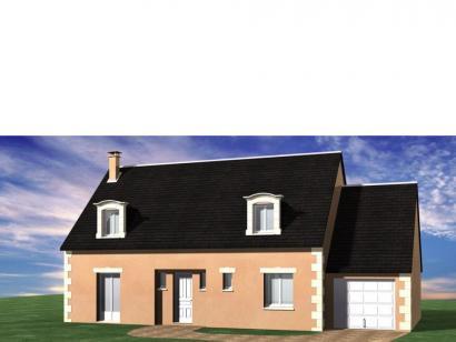 Modèle de maison Maison Contemporaine - Archi12  : Photo 1
