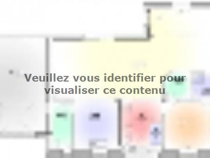 Plan de maison Maison Contemporaine - Archi13  : Photo 1