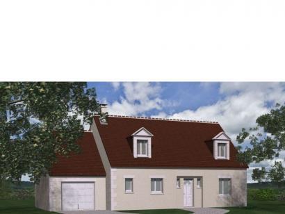 Modèle de maison Maison Contemporaine - Archi13  : Photo 1