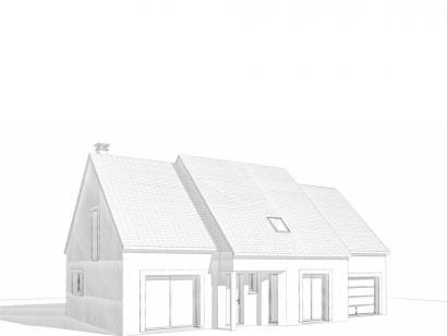 Modèle de maison Maison Contemporaine - Archi3  : Photo 2