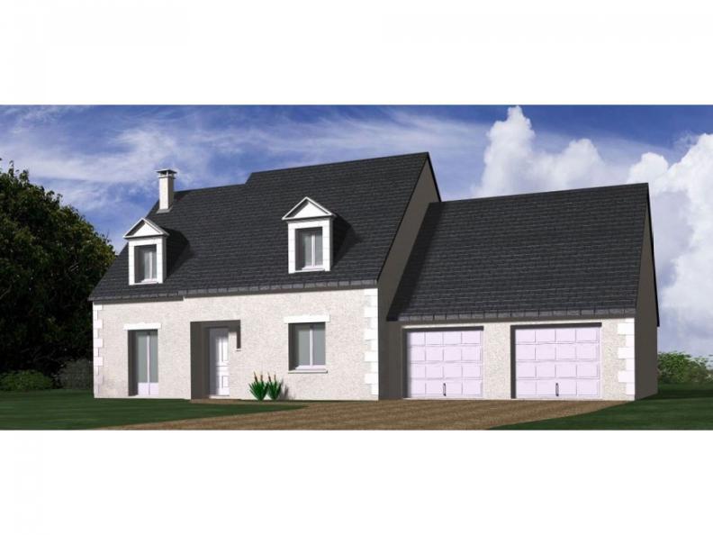 Modèle de maison Maison Contemporaine - Archi11 : Vignette 1