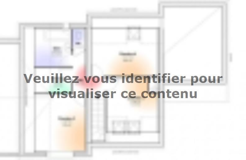 Plan de maison Maison Contemporaine - Archi7 : Vignette 2
