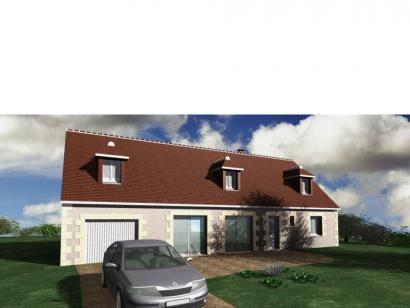 Modèle de maison Maison Contemporaine - Archi9 2 chambres  : Photo 1