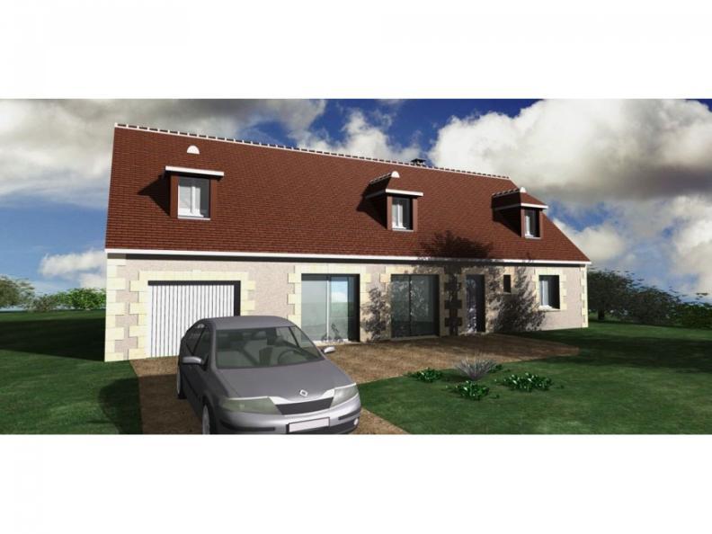 Modèle de maison Maison Contemporaine - Archi9 : Vignette 1