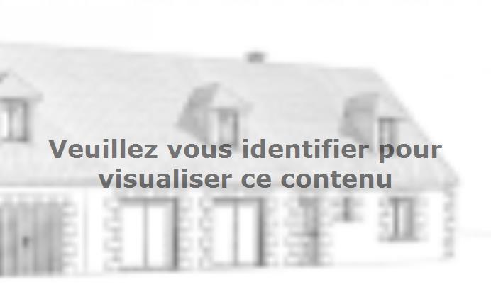 Modèle de maison Maison Contemporaine - Archi9 : Vignette 2