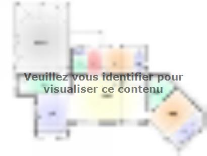 Plan de maison Maison Contemporaine - Archi10  : Photo 1