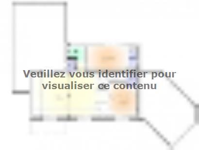 Plan de maison Maison Contemporaine - Archi10  : Photo 2