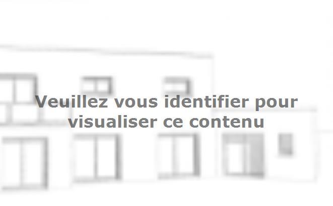 Modèle de maison Maison Contemporaine - Archi10 : Vignette 2