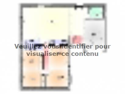 Plan de maison Maison Contemporaine - Archi26  : Photo 1