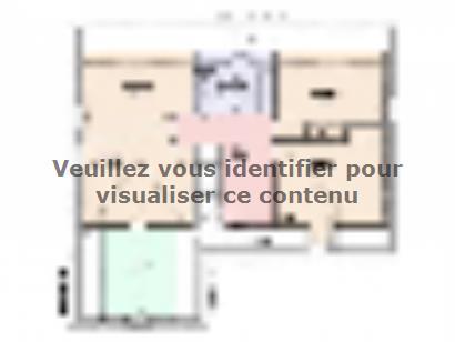 Plan de maison Maison Contemporaine - Archi27  : Photo 2