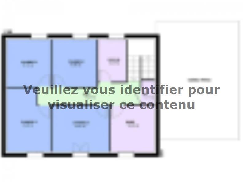 Plan de maison EMERAUDE contemporain : Vignette 2