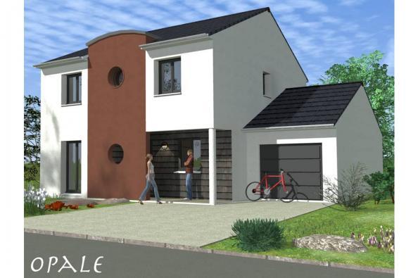 Modèle de maison OPALE  : Photo 1