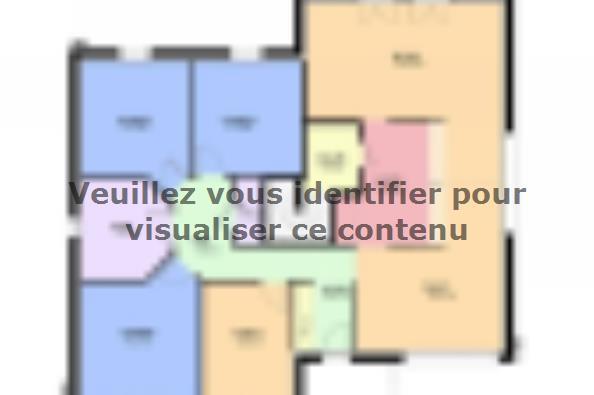 Plan de maison PERLE  : Photo 2