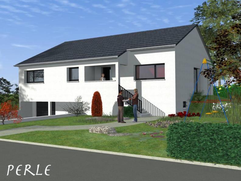Modèle de maison PERLE : Vignette 1