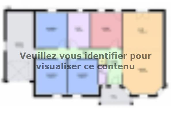 Plan de maison s: RUBIS  : Photo 1