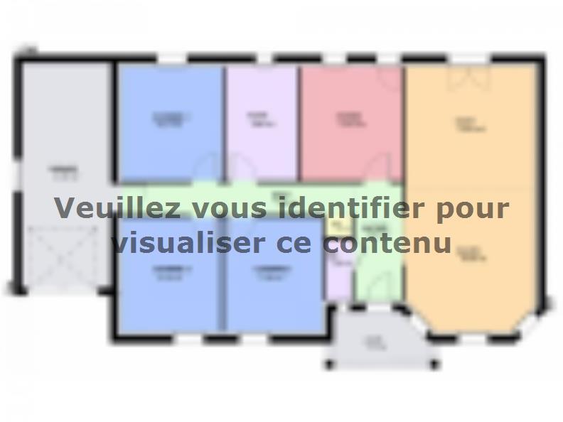 Plan de maison s: RUBIS : Vignette 1