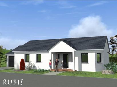 Modèle de maison s: RUBIS  : Photo 1