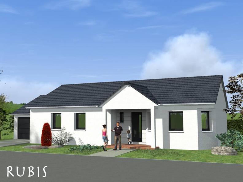 Modèle de maison s: RUBIS : Vignette 1