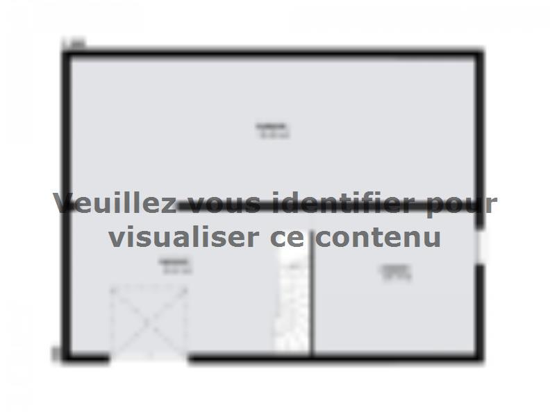 Plan de maison TOPAZE SOUS SOL contemporain : Vignette 1