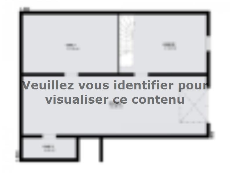 Plan de maison TURQUOISE SOUS SOL contemporain : Vignette 1
