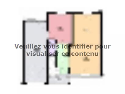 Plan de maison AMETHYSTE traditionnel 3 chambres  : Photo 1
