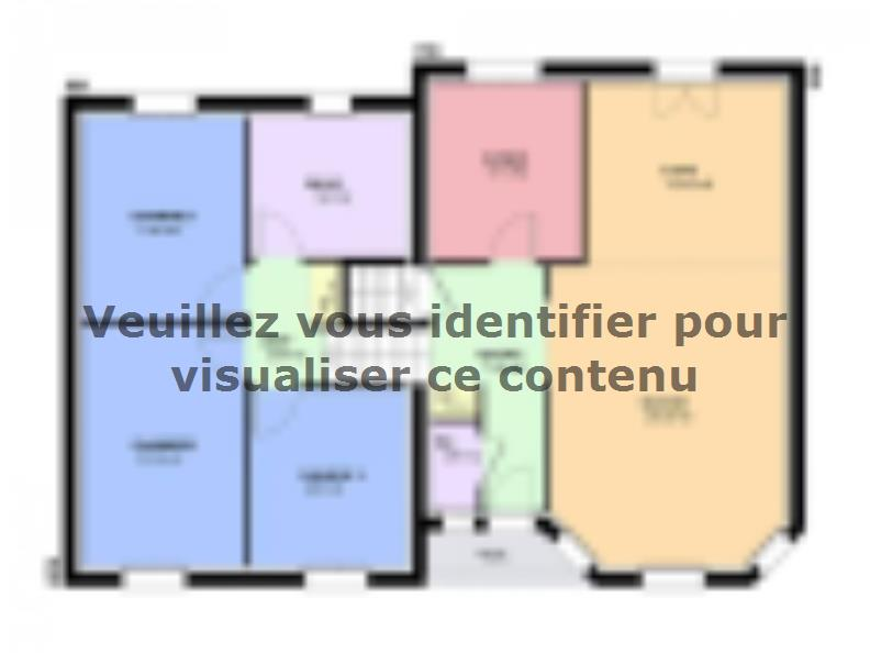 Plan de maison CRISTAL traditionnel : Vignette 2