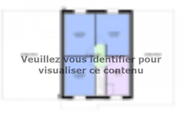 Plan de maison DIAMANT  : Photo 2