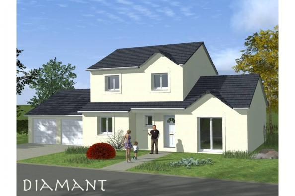 Modèle de maison DIAMANT  : Photo 1