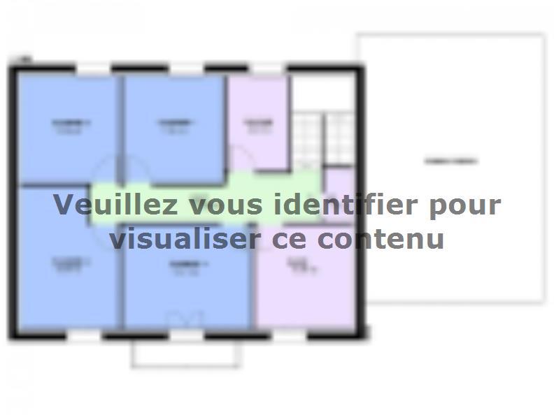 Plan de maison EMERAUDE traditionnel : Vignette 2