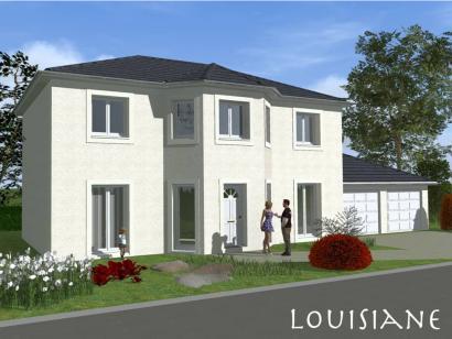 Modèle de maison LOUISIANE  : Photo 1